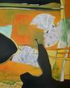 Zwischen Grafik und Malerei - Atelier MANURA